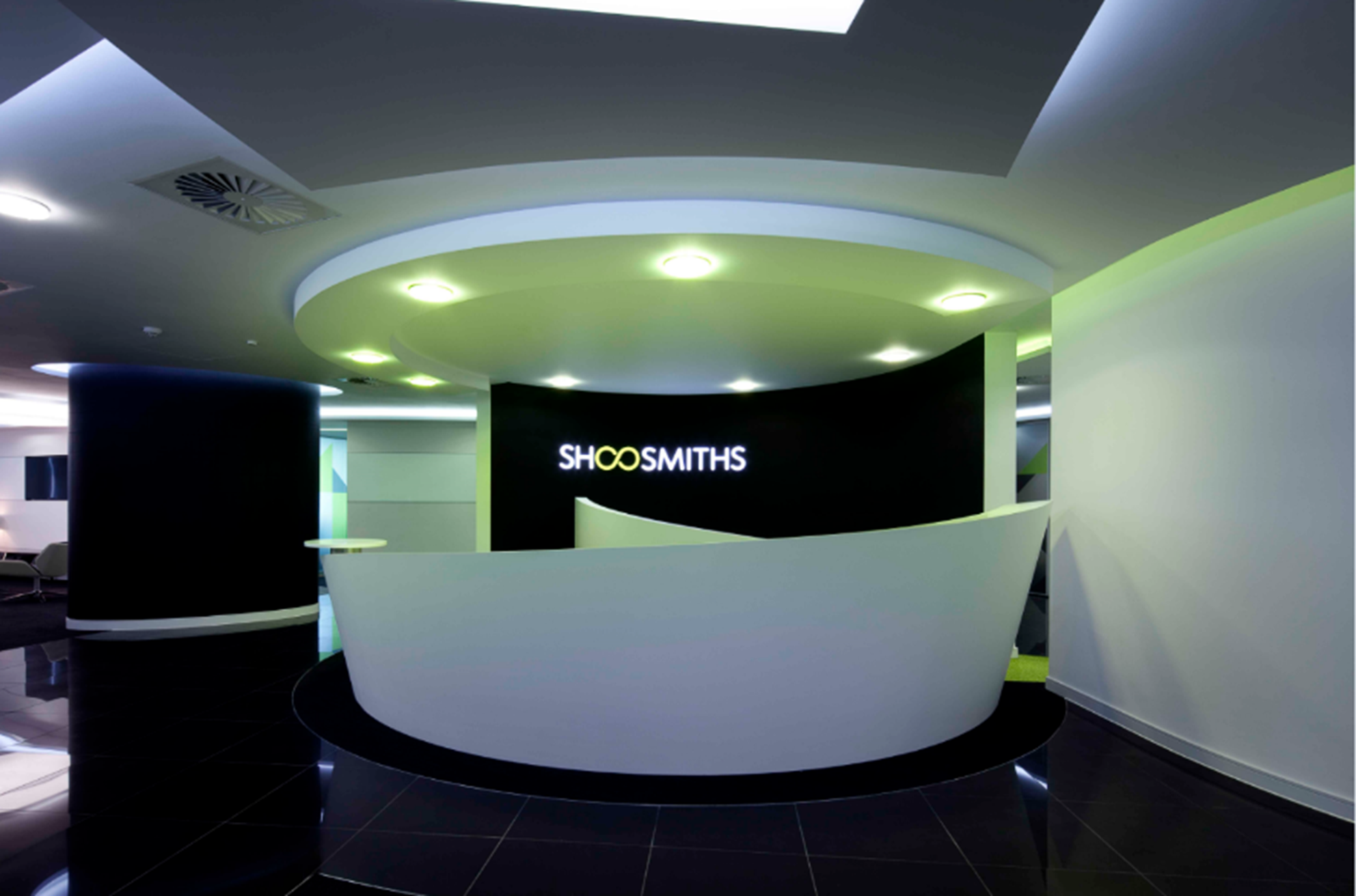 Shoosmiths Birmingham office